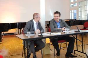 Oliver Thomandl im Gespräch mit Christoph Wagner-Trenkwitz