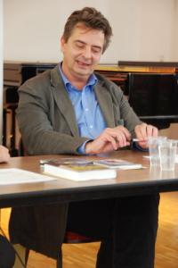 Im Gespräch: Christoph Wagner-Trenkwith